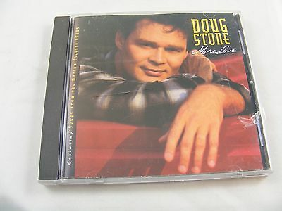 More Love by Doug Stone CD - Vert Good Condition !