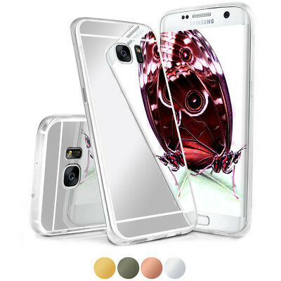 Mirror Case for Samsung Galaxy S7 Edge Back Cover Hard Case New