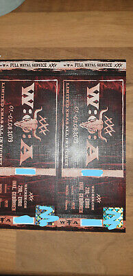 W:O:A Wacken 2019 30th Anniversary Shipping Worldwide 2 Xmas Tickets Sold Out
