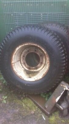 trailer axle, agricultural axle, wheels, tyres 15/70-18