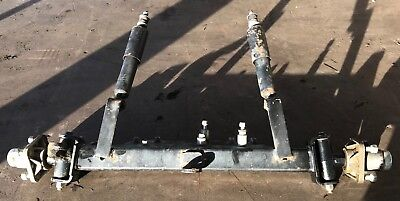 Ezgo Golf buggy front axle E-Z-GO electric Cart hubs shocks