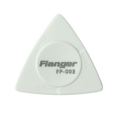 10pcs Flanger e-Guitar picks 1.0 0.75 0.5 mm Thickness in PC + ABS Material L9F2