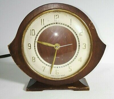 Vintage Smiths Sectric Electric Mantle Clock
