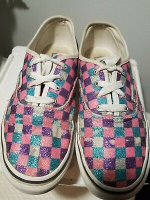 7fb3f9eacb Girls Youth Checkered VANS size 3