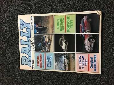 Rally Car May 1989 issue 32