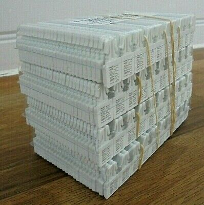 Envopak Seals Box of 1000 colour white safe secure document transfer and storage