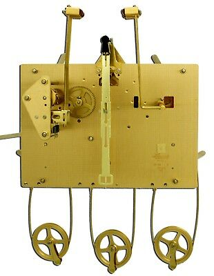 Hermle Grandfather Clock Movement 1161-853/100cm ONLY for project set of 1