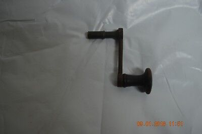 Antique Grandfather Clock Crank Key for project