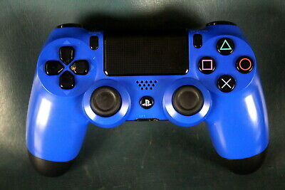 Sony Dualshock 4 Wireless Controller for PlayStation 4 PS4 Wave Blue CUH-ZCT1U