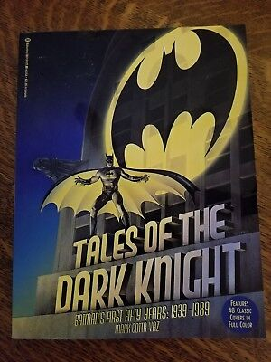 Tales of the Dark Knight - Batman's First Fifty Years TPB - Very Fine