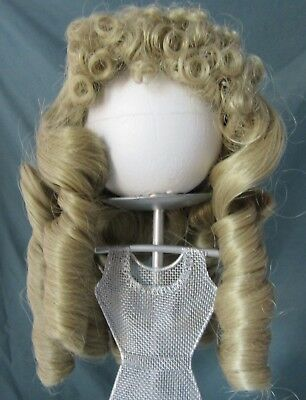 Human Hair Doll Wig Color Strawberry Size 6-7 Vintage NOS #118