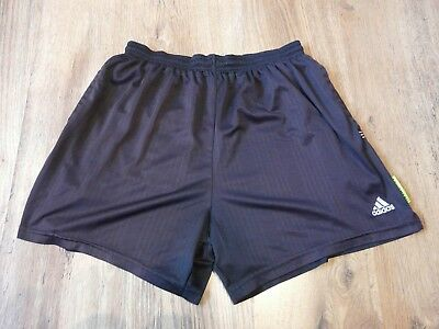 "Vintage Adidas Shorts Equipment Referee Football Size Large 38"" (S308)"