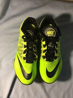 outlet store 4df15 54831 NIKE Racing Rival S Spike Track Shoes Size 8.5 Womens Used