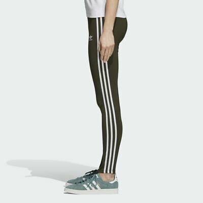 ad46e58fbedee NEW WOMEN'S ADIDAS Originals Trefoil Leggings (DV2634) Dark Blue ...