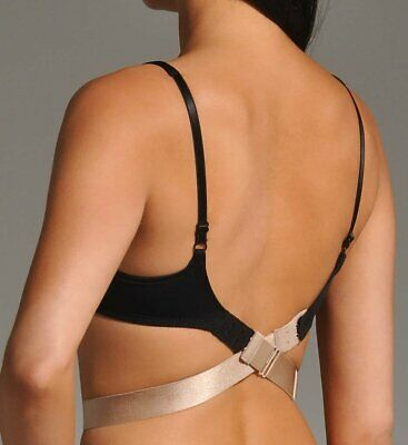 b971cee5f8e Fashion Forms 4105 Adjustable Low Back Strap (Nude O S)