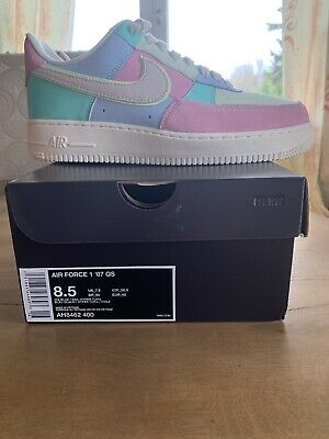 lowest price dadff aa994 Nike Air Force 1 QS Easter Egg
