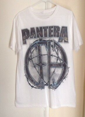 PANTERA COWBOYS FROM Hell / Metal T-Shirt 100% Polyester - S