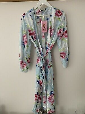 Peter Alexander Floral 30 Year Anniversary Robe - Size Small