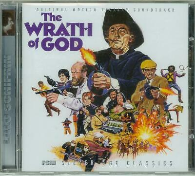 The Wrath of God- Lalo Schifrin, FSM CD, New/Sealed