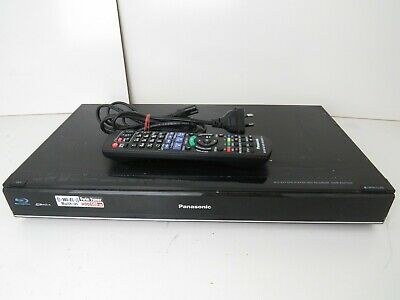 Panasonic Blu-Ray Disc Player / HDD Recorder DMR-PWT520 500GB Wi Fi with remote