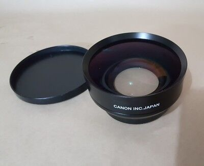 CANON WIDE-CONVERTER WD-58 0.7 x 58 LENS