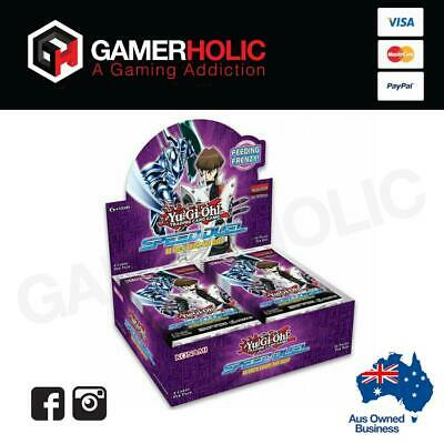 Yugioh TCG Speed Duel - Attack from the Deep Booster Box Brand New