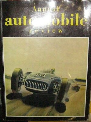 * Annual Automobile Review 1953 / 54 Automobile - Year #  1  RARE *