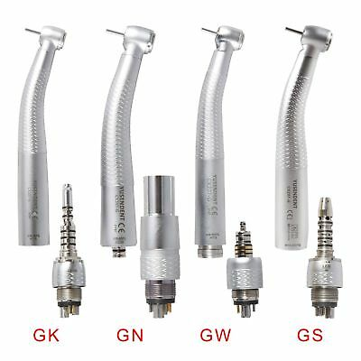 Dental Fiber Optic Handpiece F/ COXO NSK Kavo Sirona  LED Coupler UK Zy