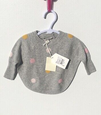Baby Girls Jumper 3-6months Country Road