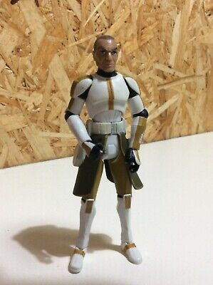 Star Wars Clone Commander Bly 3.75 Action Figure #1