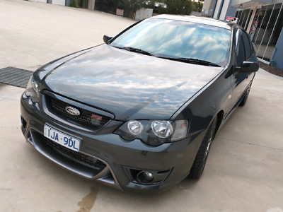 Ford Fpv F6 Typhoon 2006 Rolling Shell With Reg Till 06/2019 (On Wovr Ex Viv)