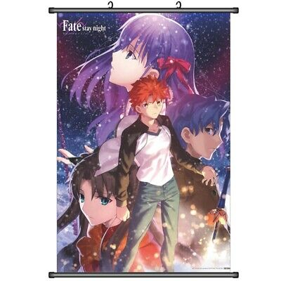 Anime Fate//stay night FGO Home Decor Wall Scroll Decorate Poster 50X70CM DD916
