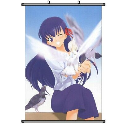 Anime Fate//stay night FGO Home Decor Wall Scroll Decorate Poster 50X70CM DD906