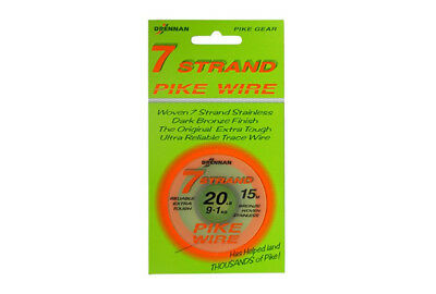 Drennan Pike Perch Spinning Spin Trace *All sizes*  *PAY 1 POST*