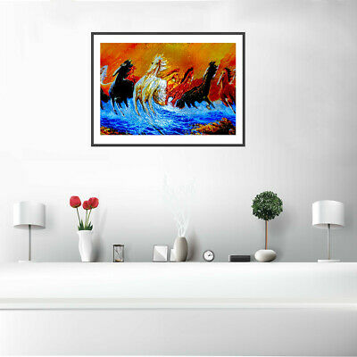 Art Painting Horse Pentium Poster Living Room Picture Wall Room Home Decor Gifts
