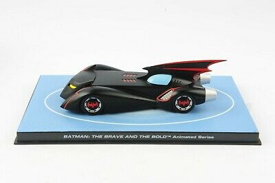 Allory Diecast BATMAN THE BRAVE AND THE BOLD ANIMATED Car Batmobile 1/43Vehicles