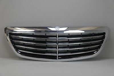 New Genuine MERCEDES BENZ S Class W222 Front Radiator Grill A22288000839040 OEM