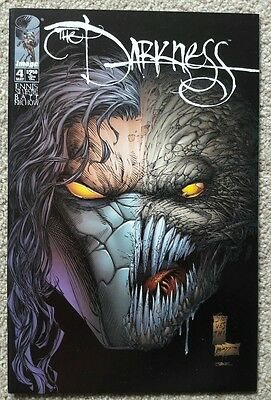 The Darkness Issue 4 (1996) First Print