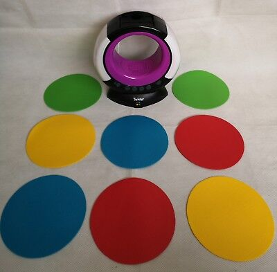 TWISTER DANCE RAVE Music Electronic Game Black Purple MP3