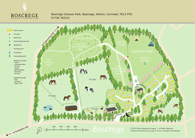 Cheap Summer 2021 Camping Holiday in S W Cornwall - 1,2,3 etc nights
