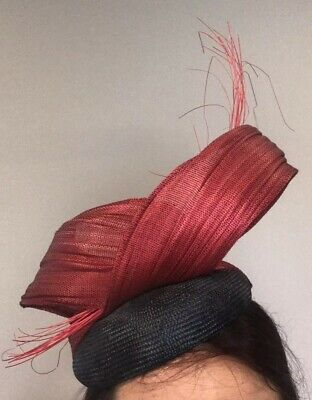 Pill Box Fascinator Hat