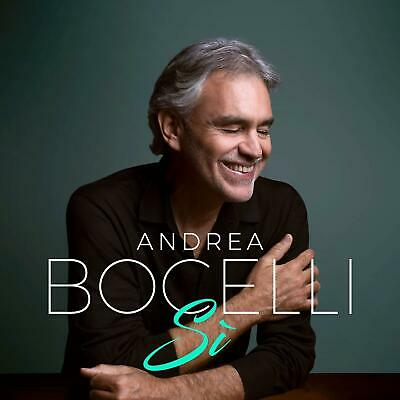 Andrea Bocelli – Si (New/sealed) Cd