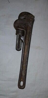 Ridgid 10 Inch Heavy Duty Pipe Wrench Made In The USA