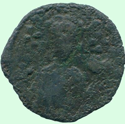 AUTHENTIC BYZANTINE EMPIRE  Æ Coin 1.3 g/18.42  mm ANC13602.16