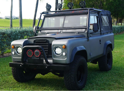 1974 Land Rover Other  1974 Land Rover Series 2A