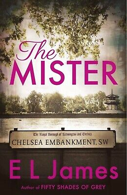The Mister by E L James New Paperback Book