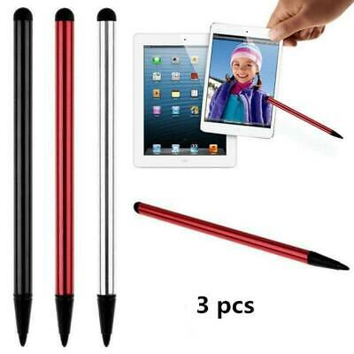 3pcs Universal Capacitive Touch Screen Stylus Pen for iPad iPhone Random Color