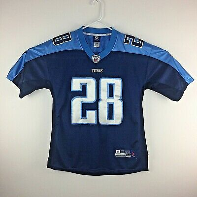 Nice REEBOK 3187A MEN'S Size Small Tennessee Titans NFL T Shirt 3 in 1 T