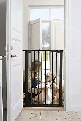 106Cm Extra Tall Pet Gate Strong Quality No Tools Required Installation