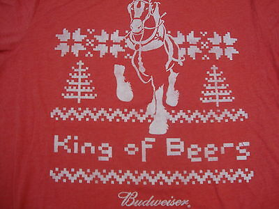 Old Navy Budweiser King Of Beers Alcohol Liquor Party Classic T Shirt 2XL
